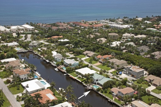 Upscale Investors & Luxury Home Buyers Finding Waterfront Values in Ocean Ridge, Florida Real Estate