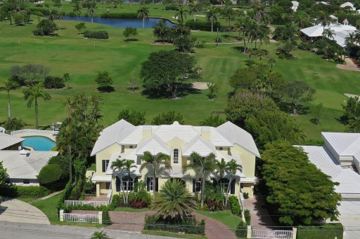 Luxury Living High Above the Intracoastal Waterway Is Yours in Prestigious Gulf Stream, FL
